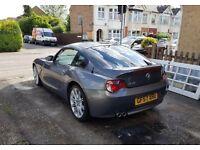 BMW Z4 3.0L M-Sport - M-Sport, STRATUS GREY, FSH, M-Sport Heated Sports Interior