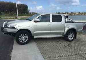 2014 Toyota Hilux Ute **12 MONTH WARRANTY** West Perth Perth City Area Preview