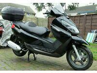 Piaggio x7 x8 x9 x10 125cc 2009 learner legal scooter motorbike gilera nexus dna ice nrg runner mp3