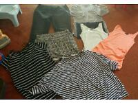 Maternity wear size 14 bundle