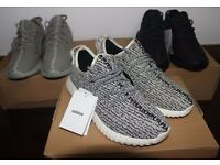 Brand New Adidas yeezy 350 boost Private Turtle Dove best quality come with box