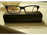 Hugo Boss black glasses frame