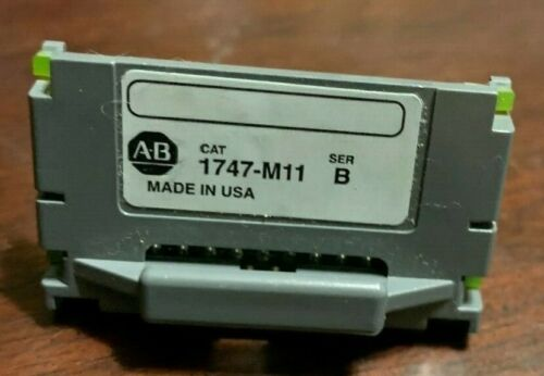Allen Bradley SLC 500 Memory Module    1747-M11 /B    Engineering Surplus