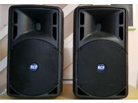 Rcf Art312A Mk1 Active Speakers