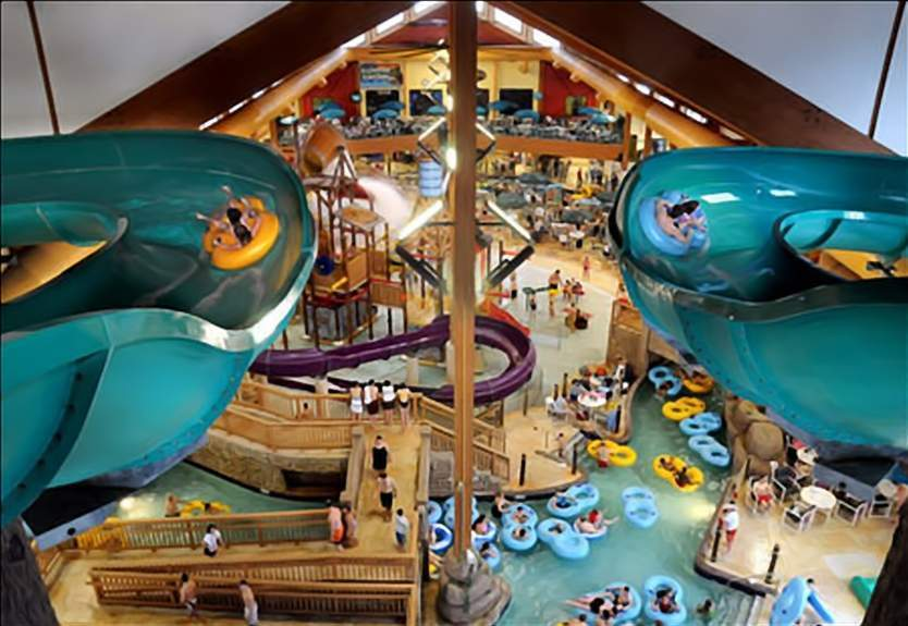 Wyndham Glacier Canyon, Sep 8-13, 3B, Wisconsin Dells, WI, Other Dates Available - $880.00