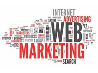 Website Design, Development & Digital Marketing (SEO, PPC & Social Media) from £149