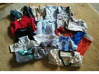 Boys mix bundle of clothes