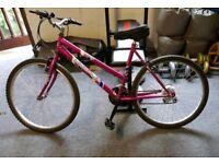 Ladies 18 inch Bike