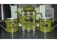 Ringtons tea sets