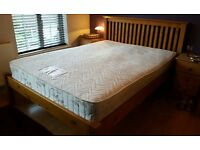 King size mattress NEW pocket sprung with memory foam slumber dream Richmond