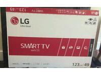 LG SMART TV 49LH60