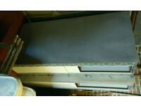 2x single divan beds with mattresses SOLD STC