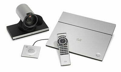 Cisco Telepresence Ttc8-05 Cts-phd1080p4xs2 Cts-cam-p40 Camera For Cts- Sx20