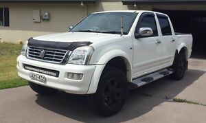 2006 Holden Rodeo Ute Canberra City North Canberra Preview