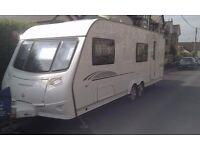 coachman amara 640/6 twin axel 2009