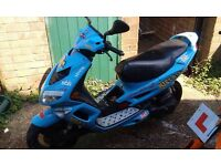 speedfight 2 49cc aircooled moped for sale