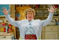 Mrs Browns Boys 2 tickets ROW11 from stage! Belfast SSE Arena 9th December 2017 8pm