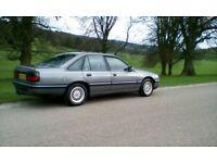 Vauxhall senator 3.0i vgc