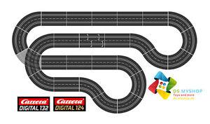Carrera 9 m Strecke Digital124/132 - Evo - Exc - Pro-X NEUWARE!
