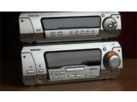 Technics Tri-Amp and SP