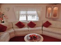 £195 !! Caravan for Hire, Craig Tara Holiday Park, Ayrshire, d.g c/h Sea Views, Veranda