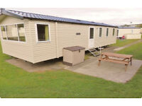 25 JUNE MONDAY-FRIDAY £195 !!!! 4NTS CRAIG TARA AYR CARAVAN FOR HIRE D/G C/H