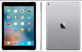 "SEALED iPad Pro 256GB, Wi-Fi & Cellular, 9.7"", Space Grey"