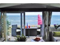 Craig Tara Caravan Hire Ayrshire **Beach Front** Fabulous Sea Views - cancellation
