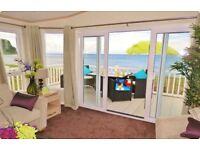 Craig Tara Ayr Caravan Lodge to rent BEACHFRONT - 3 Bedrooms - Veranda - Caravan Hire Ayrshire
