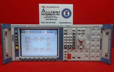Rohde Schwarz Amu200a Baseband Signal Generator And Fading Simulator 100270