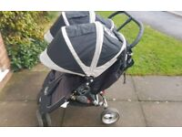 City Jogger double pushchair