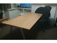 Desk for sale (ikea)