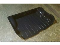Jeep Grand Cherokee Genuine Plastic Boot Load Liner