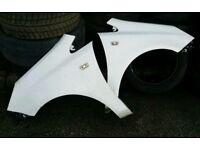 Vauxhall corsa wings