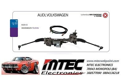 Caja Guía Electrica Dirección Asistida Audi A3 - Wv Touran De 2003...