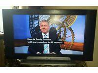 HITACH 32 INCH HD READY PLASMA TV