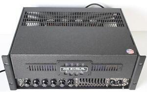 Amplificateur de Basse a lampe Mesa-Boogie Bass strategy Eighty Eight (a042558)