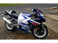 Suzuki gsxr 1000 k1 k2 (12 months mot) not r1 cbr fireblade