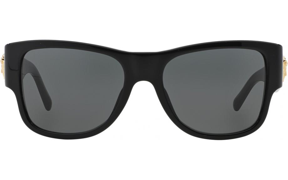 купить Nwt Versace Sunglasses Ve 4275 Gb187 Black на Ebaycom из