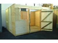 12 x 8 Shed