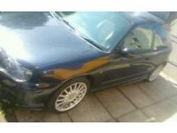 MG ZR 1.4 2002 - Spares / Repairs or a fixer if you have know how.