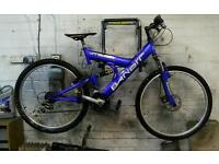 Bandit mountain bike