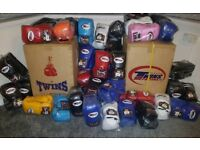 Genuine Twins Boxing / Muay Thai Gloves