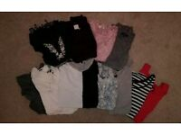 Size 10 maternity tops