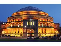 Mountbatten Festival Music -Front Row Tickets at The Royal Albert Hall on Friday Evening