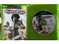 6 Game bundle for XBOX 360