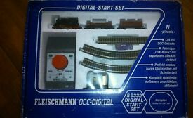 Fleischmann N Gauge train set