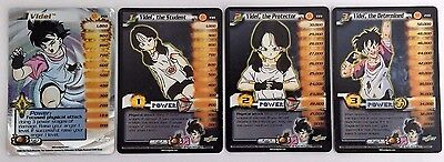 DBZ CCG Dragon Ball Z Videl Personality Set World Games