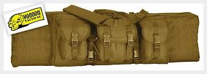 VOODOO TACTICAL PADDED WEAPONS RIFLE CASE 46