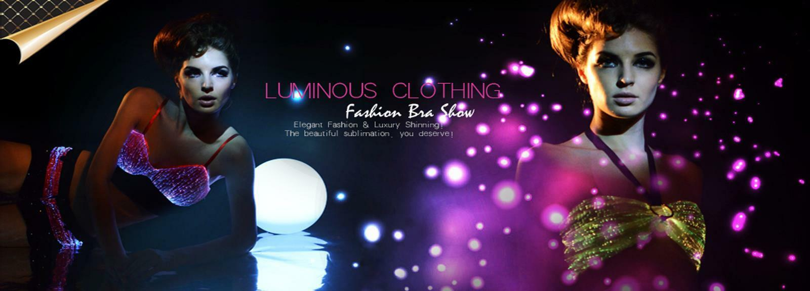 fashion luminous clothing
